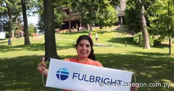 Paraguaya sobresaliente: Desde Itacurubí de la Cordillera hasta EEUU para realizar una maestría - La Nación