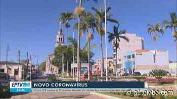 Após mortes por Covid-19 em asilo, Borda da Mata reforça medidas de restrição - G1