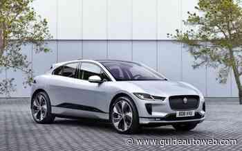 Jaguar I-PACE 2021 : nouveau système multimédia et des recharges plus rapides - Le Guide de l'auto