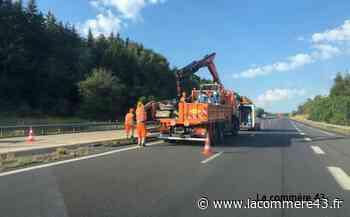 RN88 : des travaux entre Le Pertuis et Bessamorel entraînent des restrictions de circulation - La Commère 43