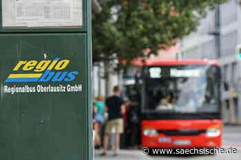 Mehr Plus-Busse im Kreis Bautzen - Sächsische Zeitung