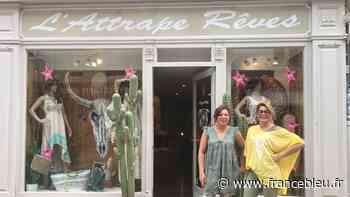 La relance éco : à Vesoul, la boutique L'Attrape Rêves s'est lancée avec le coronavirus - France Bleu