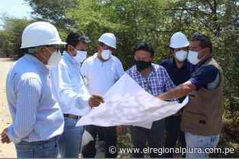 Sullana: entregan terreno para construcción de vía que unirá Bellavista con Cieneguillo - El Regional