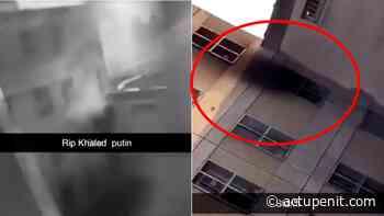 DIRECT Villepinte : Violent incendie dans la prison. Plusieurs détenus évacués. Un mort - ACTU Pénitentiaire