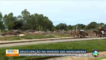 Assistência Social de Aracaju afirma ter cadastro de moradores que efetivamente moram na Ocupação das Mangabeiras - G1