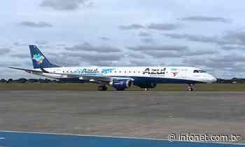 Azul linhas aéreas retoma com voos direto de Campinas para Aracaju - Infonet