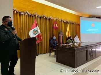 Alcalde Briceño anunció distribución de ivermectina en diferentes distritos de la provincia - Diario Digital Chimbote en Línea