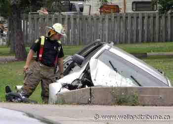 Wainfleet teen airlifted to out-of-region hospital after Thursday morning crash - WellandTribune.ca