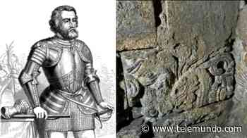Descubren casa de Hernán Cortés y palacio donde murió Moctezuma en Ciudad México - Telemundo