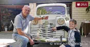 """Laupheim: """"Opel Olympia Caravan"""" ist eine Seltenheit - Schwäbische"""