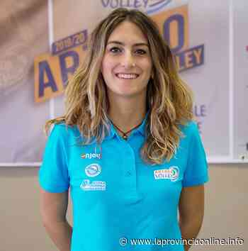 PALLAVOLO B1: Giovanna Aquino rinnova con l'Arzano Volley | La Provincia Online - laProvinciaOnline.info