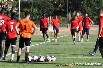 Football - Dix-sept joueurs présents pour la reprise du Vierzon Football Club - Le Berry Républicain