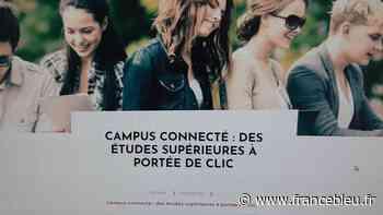 """Vierzon : la ville labellisée """"campus connecté"""" - France Bleu"""