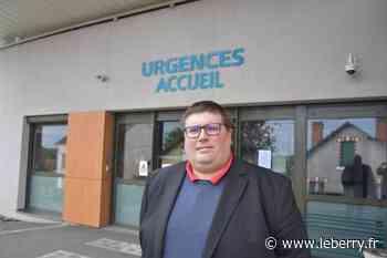 Santé - Finances, recrutements, bloc opératoire... le nouveau directeur de l'hôpital de Vierzon, Cyril Lenne, nous dit tout - Le Berry Républicain