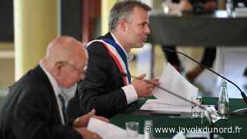 Nouveau maire d'Hautmont, Stéphane Wilmotte fixe le cadre pour les six ans à venir - La Voix du Nord