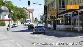 Mehr Sicherheit für Radfahrer: Das ändert sich in Bobingen - Augsburger Allgemeine