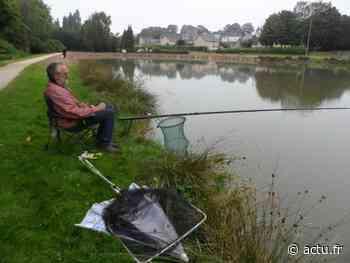 Plan d'eau de Fougerolles-du-Plessis. Ouverture de la pêche après quelques travaux d'aménagement - La Gazette de La Manche
