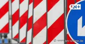 Sanierung der L 49 - Vollsperrung von Preetz bis Klein Barkau - Kieler Nachrichten