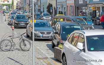Vilshofen an der Donau: Autofreie Wochenenden: Stadttor macht dicht - idowa