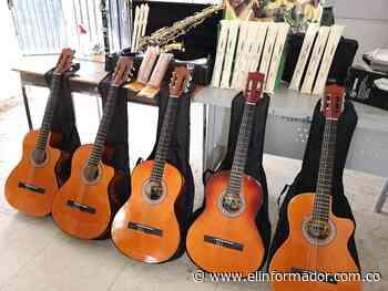 La Fundación Unibán fortalece Escuelas de formación musical en Zona Bananera - El Informador - Santa Marta