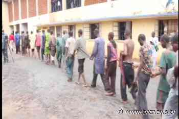 Police parade 33 kidnappers, other suspects in Adamawa - TVC News