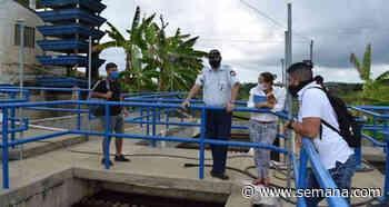 Luego de casi 6 meses de sequía, Arboletes restablece servicio de agua potable - Semana.com