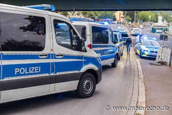 Analyse: Schlägt die Stunde der großen Polizei-Einsätze? - Main-Echo