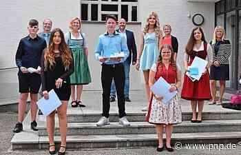 Stabiles Leistungsniveau trotz Homeschooling: Lob für die Absolventen - Passauer Neue Presse