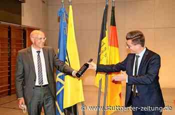 Neuer Beigeordneter in Gerlingen - Bauen an Großer Kreisstadt - Stuttgarter Zeitung