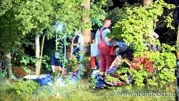 Drama in Tornesch: Mann will Tochter retten und geht unter - Hamburger Abendblatt