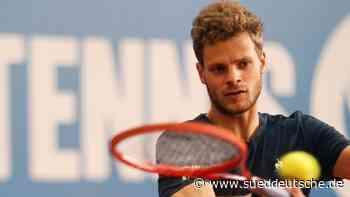 Hanfmann gewinnt Finale der Tennis-Serie - Süddeutsche Zeitung