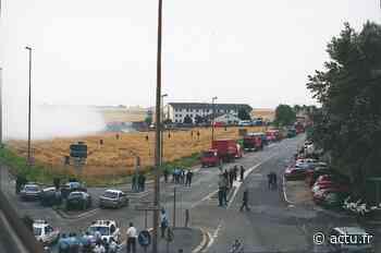 Le 25 juillet 2000, le Concorde s'écrase à Gonesse dans le Val-d'Oise - actu.fr