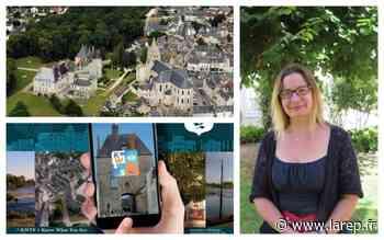 Un parcours connecté pour découvrir le patrimoine Magdunois - Meung-sur-Loire (45130) - La République du Centre