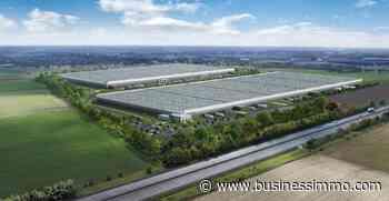 Meung-sur-Loire : Mountpark lance les travaux d'une plate-forme logistique de 103 000 m2 entièrement prélouée - Business Immo