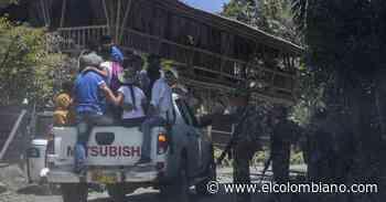 El éxodo de Ituango a Mutatá de exguerrilleros que firmaron la paz - El Colombiano