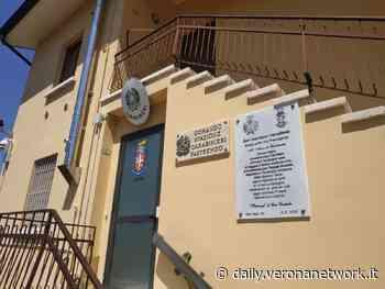 Pastrengo, inaugurata l'epigrafe marmorea alla Stazione dei Carabinieri - Daily Verona Network