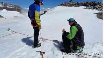 Gletscherkurs auf der Oberwalderhütte - Oberbayerisches Volksblatt