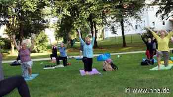 Yoga-Sommer mit Abstand - hna.de