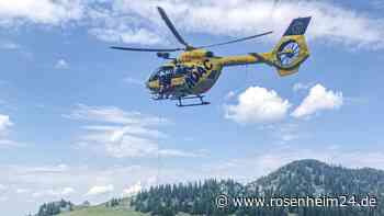 Zeitgleich zwei Einsätze: Bergwacht Brannenburg am Wendelstein gefordert - rosenheim24.de