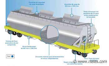 Construirán vagones de trenes en Rio Tercero - Rieles Multimedio