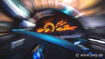 Polizei Salach/Süßen: Mit 90 km/h in den Ort gerast - SWP