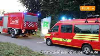 Illertissen: Überhitzter Akku jagt Feuerstrahl in die Luft - Augsburger Allgemeine
