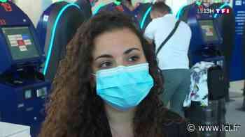 Départs en vacances : les voyageurs impatients à Orly - LCI