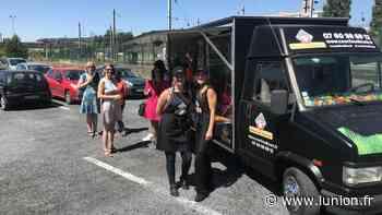 Food Truck Cooc, pause vertueuse de l'aiguillage à Etampes-sur-Marne - L'Union