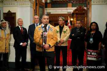 Indigenous leaders call for systemic review of RCMP practices - Alberni Valley News