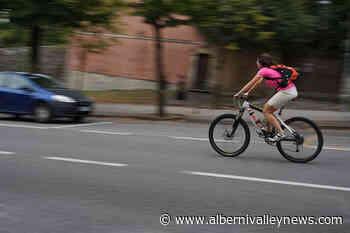 Drivers take care: B.C. quadruples fine for 'dooring' cyclists - Alberni Valley News