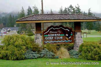 ALBERNI GOLF: Men's club is getting younger - Alberni Valley News