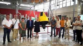 Canet-en-Roussillon : une bouée pas comme les autres pour l'Observatoire de Banyuls - L'Indépendant