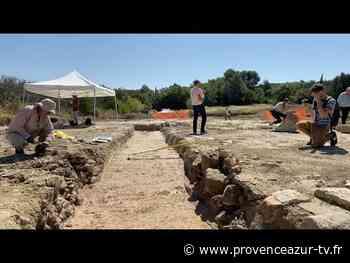 Peynier : Les fouilles livrent des secrets d'Histoire - PROVENCE AZUR
