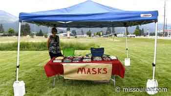 Mask on, mask off: Stevensville speaks from both sides of the mask - Missoulian